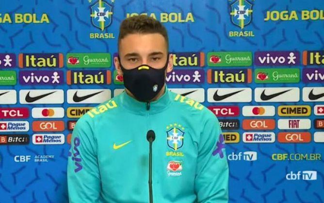 Léo Ortiz – Convocado para o lugar do lesionado Felipe, o zagueiro do Red Bull Bragantino nem chegou a entrar em campo na Copa América.
