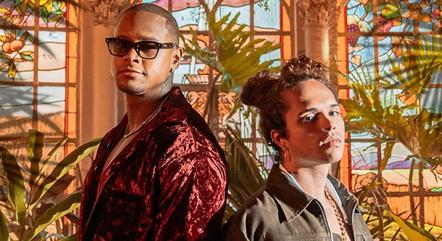 Léo Santana e Vitão lançam single nesta quinta (7)