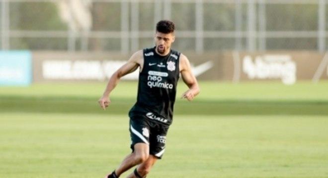 Léo Santos - Corinthians