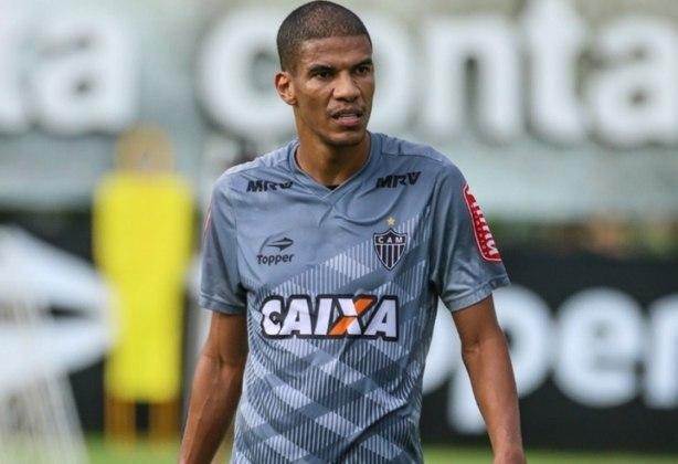 Léo Silva: 390 jogos pelo Atlético-MG