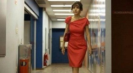 Leona Cavalli como Iris Abravanel em série sobre SS