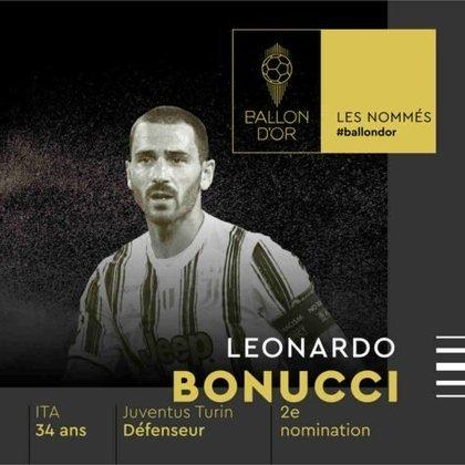 Leonardo Bonucci (italiano) - zagueiro - Juventus