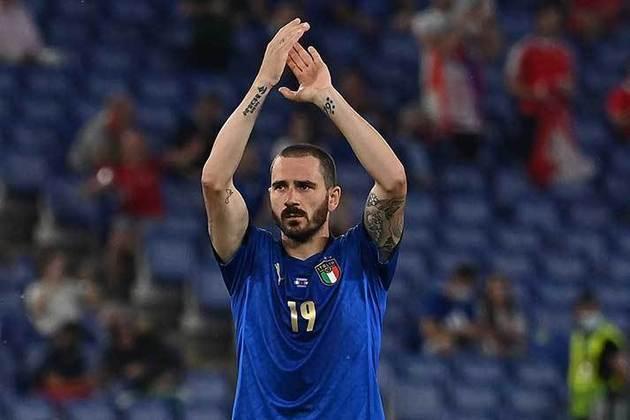 Leonardo Bonucci - Juventus - Zagueiro - 34 anos - 8 milhões de euros (R$ 47 mi) - Contrato até 30/06/2024