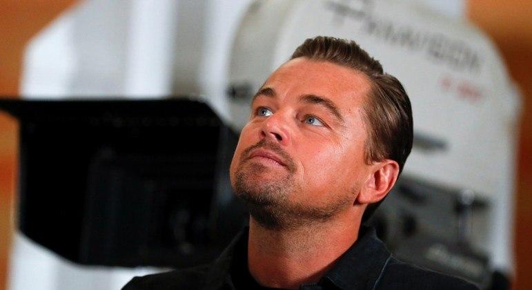Ator americano Leonardo DiCaprio decidiu apostar em duas startups