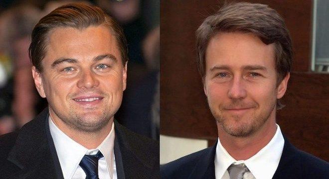 Edward Norton diz que salvou a vida de Leonardo DiCaprio em incidente