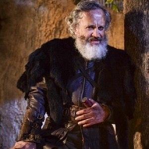 """Leonardo Medeiros, como Zeno, na fase """"Dilúvio"""""""