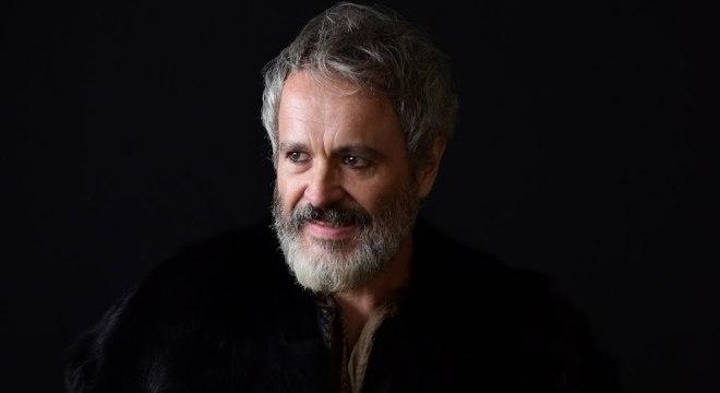 Leonardo Medeiros interpretará o vilão Zeno na segunda fase de Gênesis
