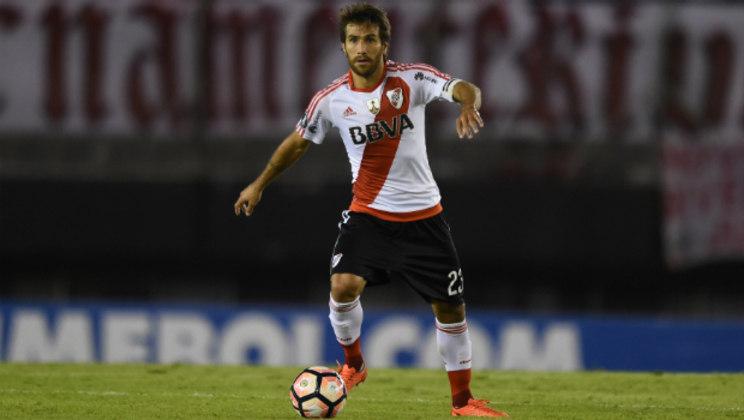 Leonardo Ponzio - 39 anos - Clube atual: River Plate-ARG (Grupo D)