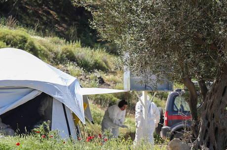 Ilha de  Lesbos registra primeiros casos de covid-19