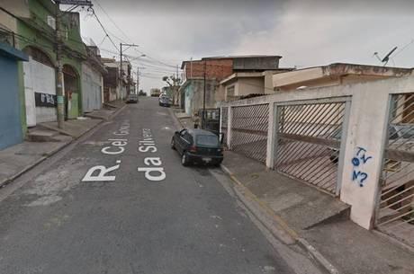 Rua onde pedreiro foi morto pela PM