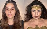 Trata-se, realmente, de um talento de super heroína