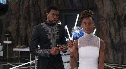 Letitia Wright pode ser a nova Pantera Negra