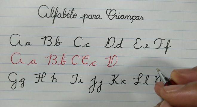 Letra feia - O que pode significar ter a caligrafia feia?
