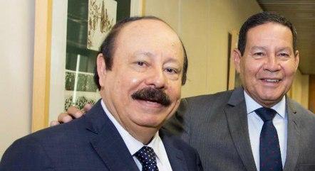Morão chamou Fidelix de 'batalhador por um Brasil melhor'