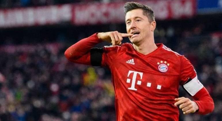 Lewandowski, do Bayern