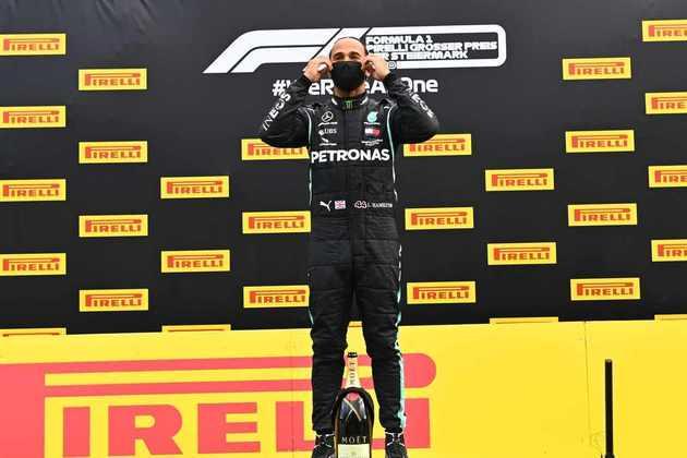 Lewis Hamilton conquistou sua primeira vitória na temporada 2020 da Fórmula 1