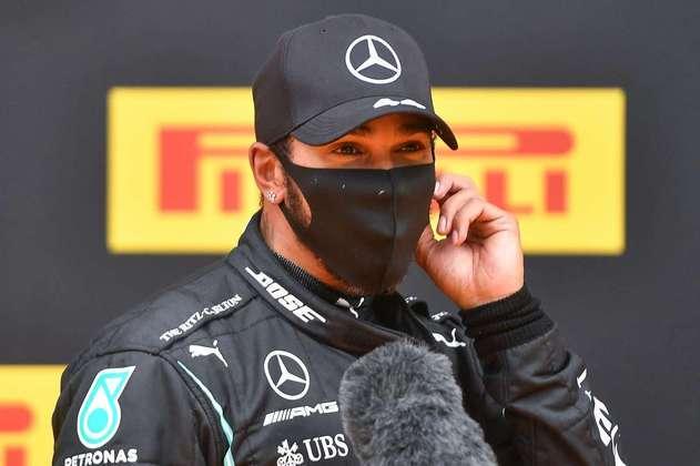 Lewis Hamilton é o campeão vigente da Fórmula 1