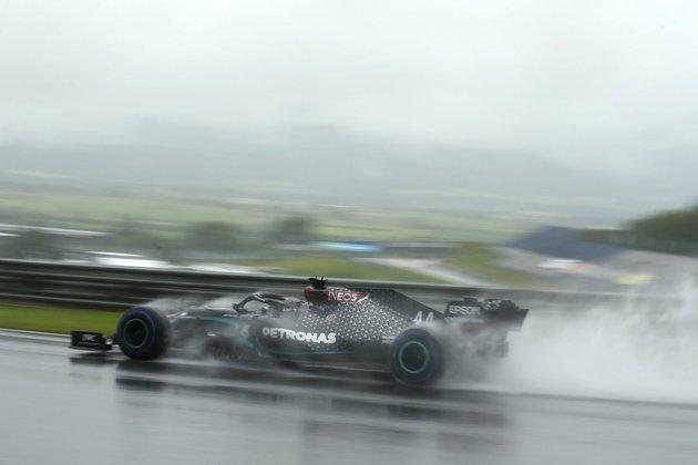 Lewis Hamilton espera uma corrida mais disputada com pista seca