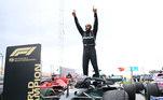 Lewis Hamilton, Fórmula 1 2020,