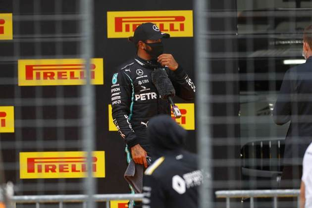 Lewis Hamilton já disputou 251 GPs
