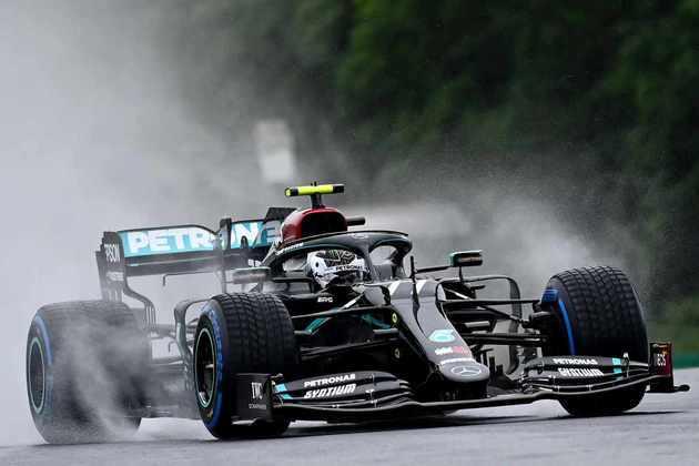 Lewis Hamilton preferiu poupar o equipamento nessa sexta-feira