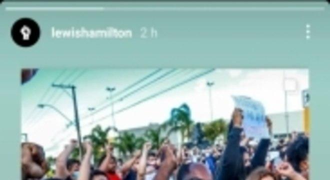 Lewis Hamilton stories