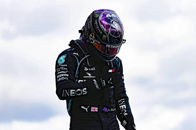 Lewis Hamilton venceu a primeira edição do GP de Eifel