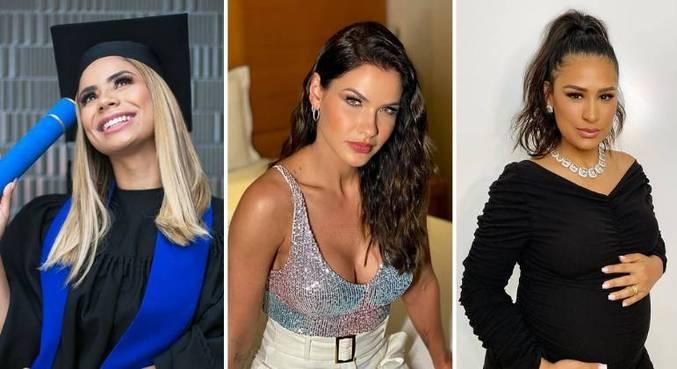 Famosas falaram sobre o Dia da Mulher em suas redes sociais