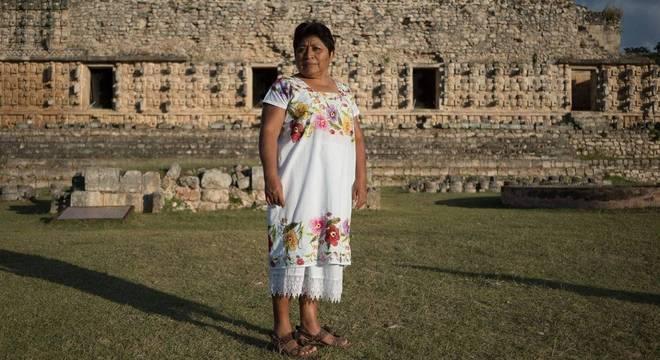 Pech tem origem maia e vive no México