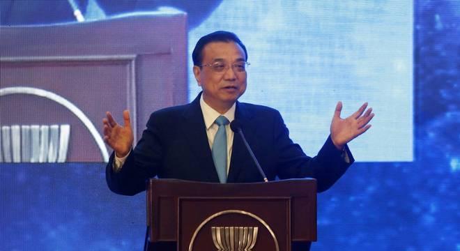 Li Keqiang disse que China e UE são mais parceiras que concorrentes