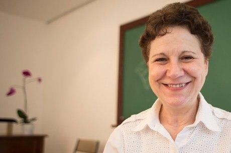 Lia Diskin defende a 'cultura da paz' de Gandhi