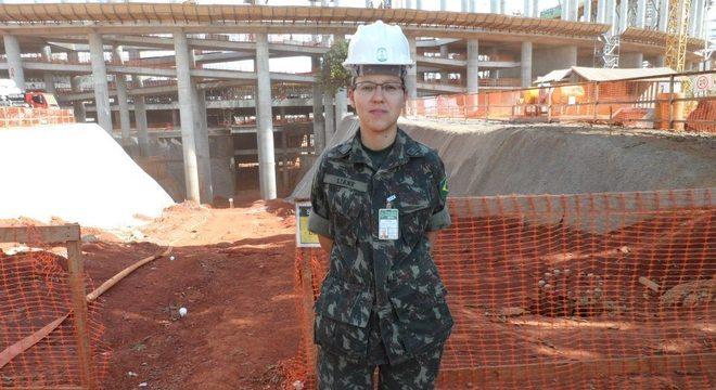 Liane de Moura Fernandes Costa foi convidada a prestar assessoria na área ambiental