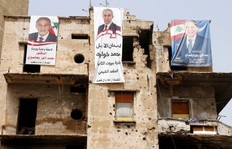 Primeiro-ministro Saad Hariri anuncia perda de um terço dos deputados