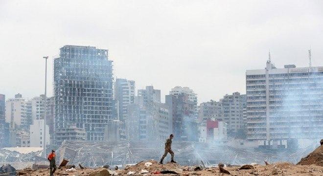 Líbano depende de relação com outros países para se reerguer
