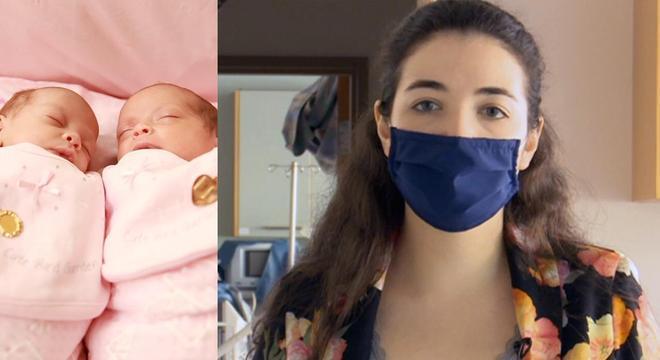 Enfermeira resgatou recém-nascidos durante explosão