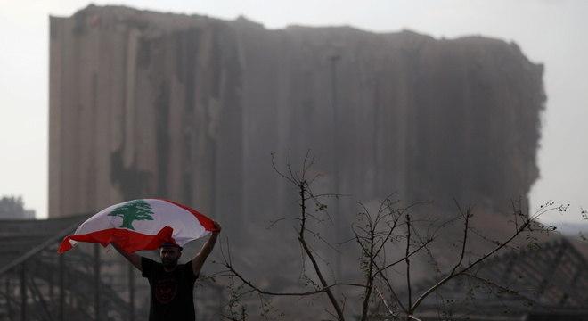 Manifestantes no Líbano pedem reforma política