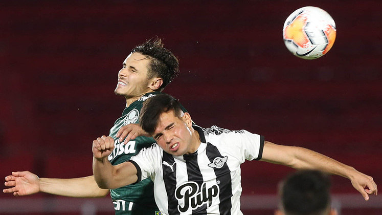 Libertad 1 x 1 Palmeiras - Copa Libertadores 2020 - Quartas de final - Ida