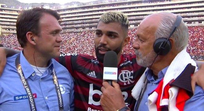A Globo assume. Não tem dinheiro e desiste da transmissão da Libertadores