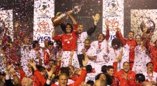 Libertadores 2006 - Internacional