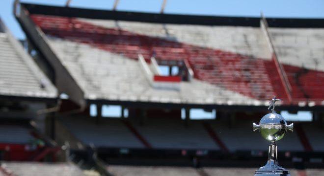Final entre River Plate x Boca Juniors seria disputada no Monumental de Núnez