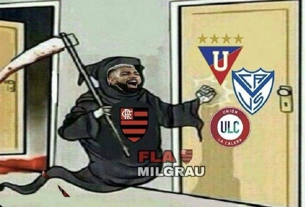 Libertadores da América 2021: sorteio dos grupos gerou brincadeiras e provocações