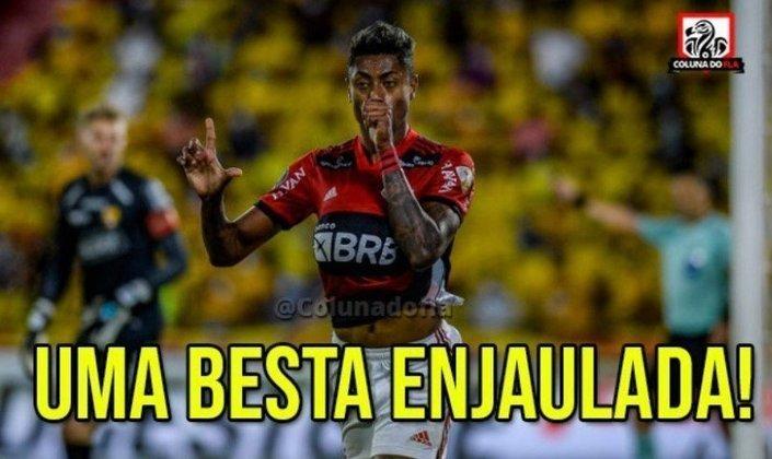 Libertadores da América: as zoeiras que circularam na web após a semifinal entre Flamengo x Barcelona de Guayaquil