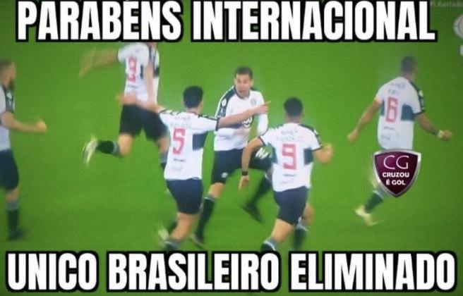Libertadores da América: os melhores memes da eliminação do Internacional para o Olimpia