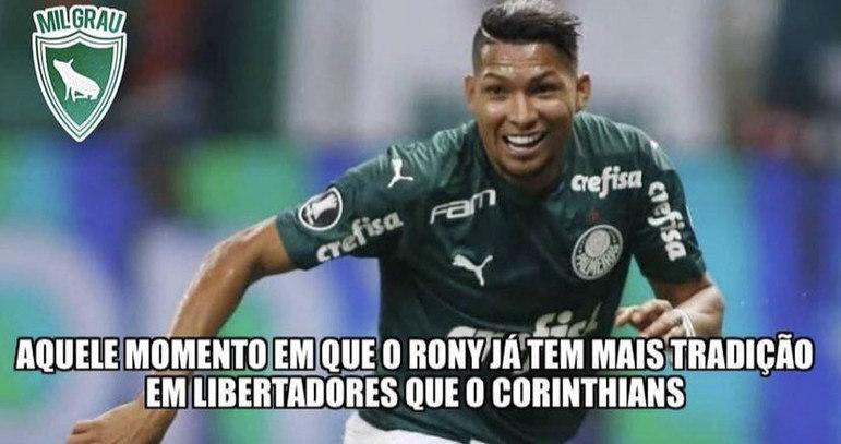 Libertadores da América: os melhores memes da vitória do Palmeiras por 2 a 0 sobre o The Strongest