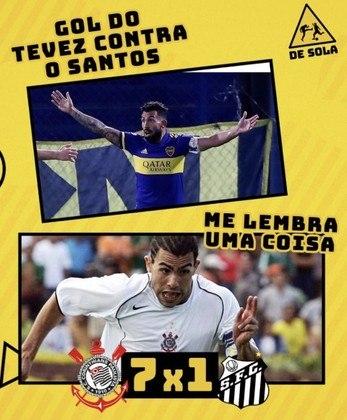 Libertadores da América: os melhores memes de Boca Juniors 2 x 0 Santos