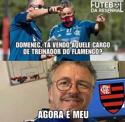 Libertadores da América: os melhores memes de Flamengo 4 x 0 Del Valle