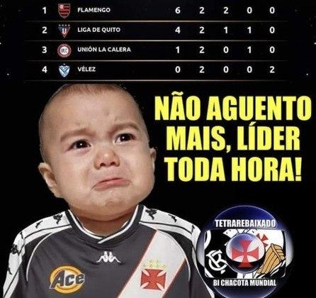 Libertadores da América: os melhores memes de Flamengo 4 x 1 Unión La Calera