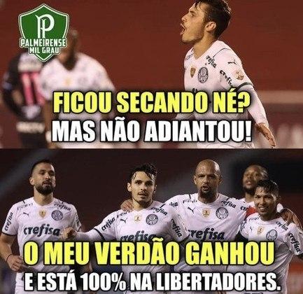 Libertadores da América: os melhores memes de Independiente del Valle 0 x 1 Palmeiras
