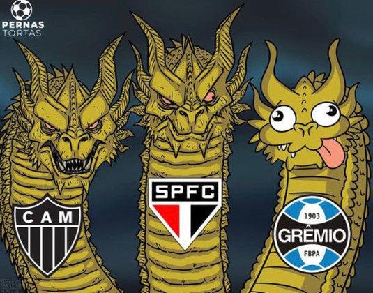 Libertadores da América: os melhores memes de Racing 1 x 3 São Paulo
