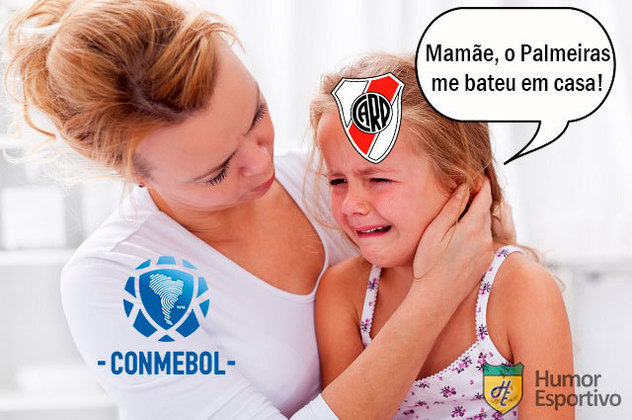 Libertadores da América: os melhores memes de River Plate 0 x 3 Palmeiras
